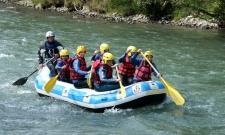 Vacanza in montagna per bambini e genitori