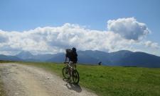 Bike & Run in den Bergen